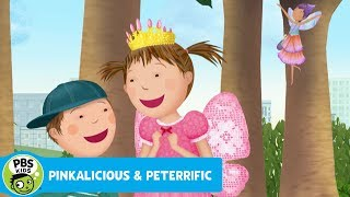PINKALICIOUS & PETERRIFIC   Meet Penelope the Painting Pixie!   PBS KIDS
