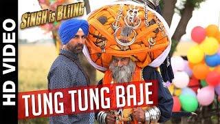 Tung Tung Baje - Singh Is Bliing Releases   Akshay Kumar & Amy Jackson   Diljit Dosanjh
