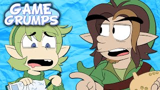 Game Grumps Animated - Saria - by Paul ter Voorde