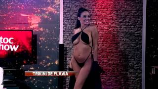 Flavia Fucenecco awesome body & ass & boobs 01/20/15