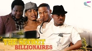Secret Billionaires   - Latest Nigerian Nollywood Movie
