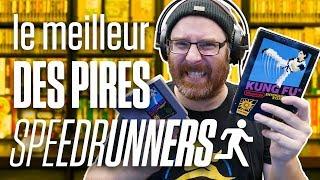 Kung Fu : Le Meilleur DES PIRES Speedrunners [Any% en 3:54.000]
