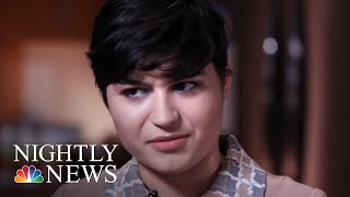 College Students Create App To Help Feed Those In Need | NBC Nightly News