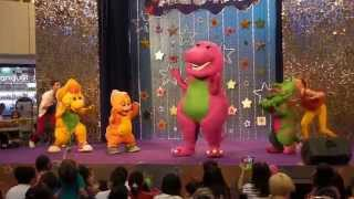 Little Big Club Show - Bob The Builder, Pingu and Barney & Friends at United Square, Singapore