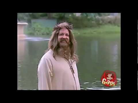 Just for Laughs JESUS VUELVE Jesus is back