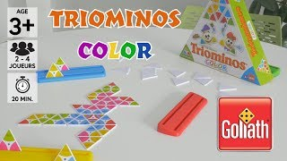 Triominos Color - Démo en français HD FR