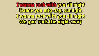 Rock with you Michael Jackson best karaoke instrumental lyrics