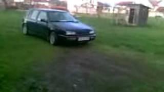 Golf VR6 wheel spinning