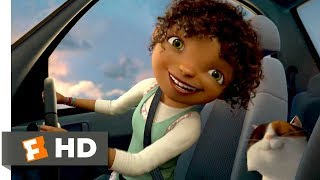 Home (2015) - Boov Do Not Dancing Scene (4/10) | Movieclips