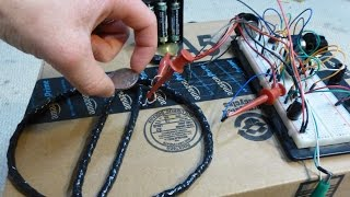 Homemade DIY Metal Detector Using Dual 555 Timer Chip