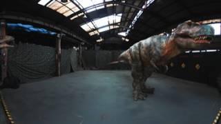 恐竜ライブ DINO SAFARI   VR体験