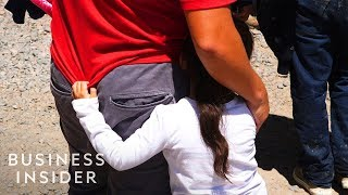 What It's Really Like At The US-Mexico Border