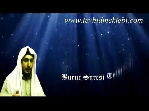 Buruc Suresi Tefsiri Kral Ve Çocuk Abdullah Said Hoca