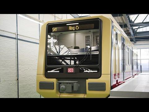 Neues Design: So sieht die neue Berliner S-Bahn aus