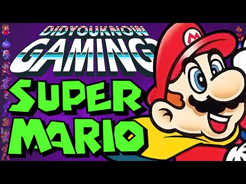 Super Mario World Did You Know Gaming Feat. JonTron