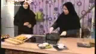 آموزش آشپزی-تهیه حلوا سنتی chashnik.com