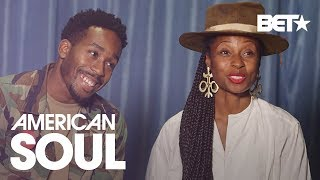Fatima Robinson and Adrian Wiltshire Brought All the 70s Soul Dancing Spirit | American Soul