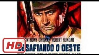 DESAFIANDO O OESTE 1968 - Faroeste completo legendado
