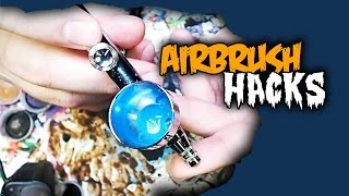 Easy Airbrushing Hacks