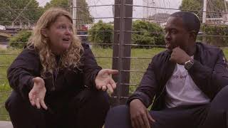 Suli Breaks Vs Kate Tempest [Interview with a Master Poet]