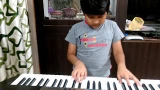 Ishitva Playing
