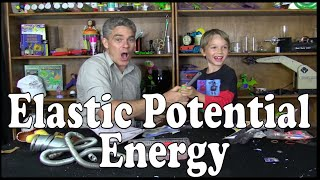 Elastic Potential Energy - Science For Kids