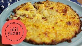 Tavada Patatesli Börek | Tavada Patates Böreği Nasıl Yapılır | İdil Yazar ile Yemek Tarifleri