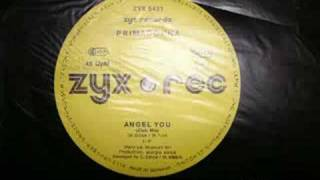 Angel You - Primadonna 1986 italo disco