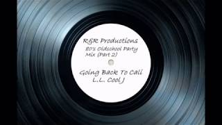 80's Old School Party Mix Part 2 (2015) (Freestyle, Dance, Electro, Bass)