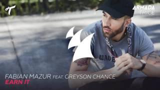 Earn It (Official Audio) - Fabian Mazur ft. Greyson Chance