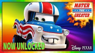 Cars 3 Driven to Win - gameplay - Mater the Greater