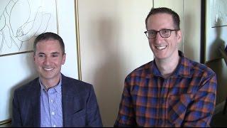 Screenwriters Jonathan Aibel and Glenn Berger on 'Kung Fu Panda 3', 'Trolls' and 'Monster Truck'