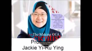 Professor Jackie Y. Ying