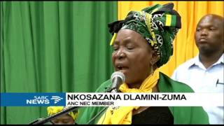 Dlamini-Zuma calls on ANC members to defend party decisions