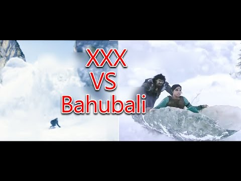 Xxx Mp4 XXX VS Bahubali Snow Scene 3gp Sex