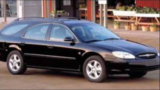 Ford Taurus History 1985-2013