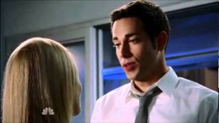 Chuck n Sarah Season 4 kisses.wmv
