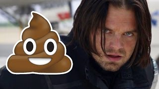 5 WORST THINGS ABOUT CAPTAIN AMERICA: CIVIL WAR!