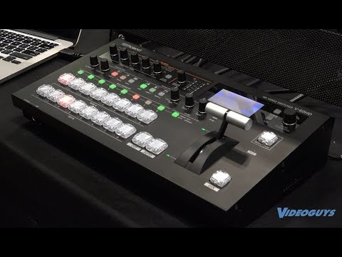 Roland at NAB NY 2017 Videoguys featured video
