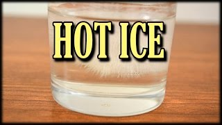 How to Make Hot Ice