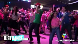 Timber - Pitbull ft. Ke$ha  | Just Dance 2014 | Expogame 2015