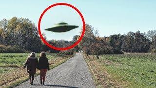 5 أجسام طائرة تم تصويرها يُعتقد أنها سفن فضائية..!!