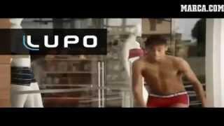 A Neymar advert enrages the gay community.. اعلان نيمار لشركة لوبو للملابس الداخلية