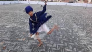 Gatka Parcties A Little Khalsa Harmanpeet Singh Khalsa