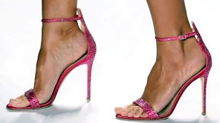 Top 20 Sexiest Enormous Feet