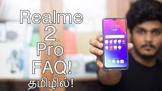 Realme 2 Pro FAQ in Tamil!