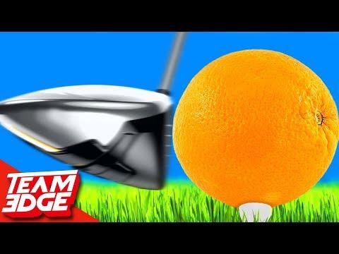 Fruit Golf Challenge