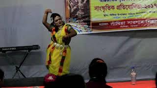 দোতারার শুরে কমলা সুন্দরীর নাচ । সাঁথিয়া সারগাম শিল্পাঙ্গন।