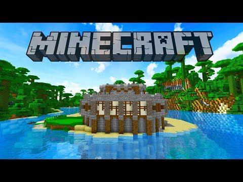 Building a Fort | Minecraft 1.12 Survival Let's Play | Episode 52