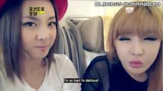 2NE1 Funny & Cute Moments (ENG Subs)